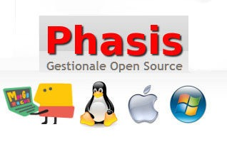 software gestionale: Phasis