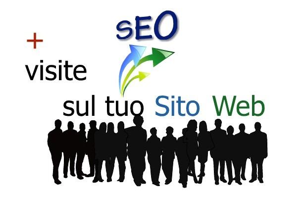 traffico web e posizionamennto motori di ricerca